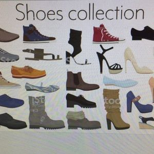 Shoes - BIG REDUCTIONS!!!SHOES